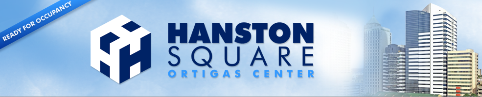 Hanston Square Ortigas Center